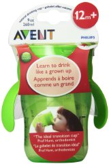 Natural Drinking Cup 'Green' by Philips Avent