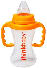 No Spill Sippy Cup 'BPA-Free' by Thinkbaby