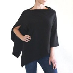Nursing Cover 'Black' by Bizzy Babee