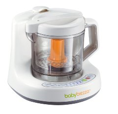 One Step Baby Food Maker by Baby Brezza