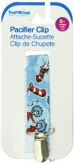 Pacifier Clip 'Cat In The Hat' by Bumkins