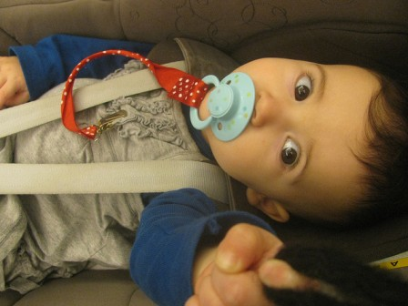 Pacifier Clips and Holders