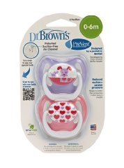 PreVent Design Pacifier by Dr. Brown's