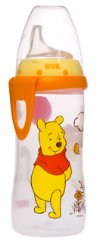 Winnie the Pooh NUHActive Cup 'Silicone Spout' by Disney