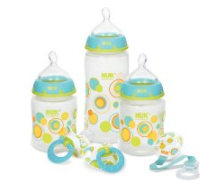 Bottle and Pacifier Gift Starter Set by NUK