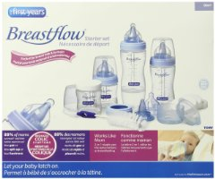 Breastflow Starter Set by The First Years
