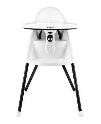 High Chair 'White' by BABYBJORN