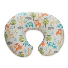Pillow with Slipcover 'Peaceful Jungle' by Boppy