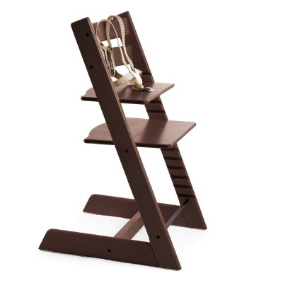 Tripp Trapp Highchair 'Walnut' by Stokke