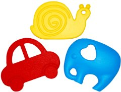 Baby Teether Teething Toys