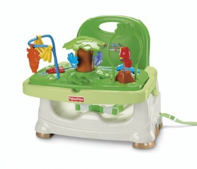 Booster Seat 'Rainforest' by Fisher-Price