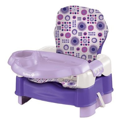Deluxe Convertible Booster 'Lavender' by Safety 1st