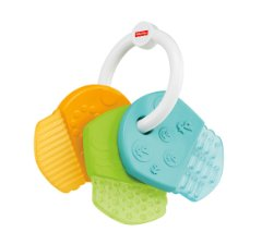 My First Teether Keys by Fisher-Price