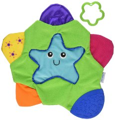 Star Teething Blanket by The First Years