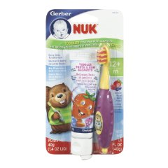 Tooth and Gum Cleanser by NUK