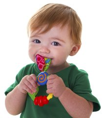 Wacky Teething Ring by Nuby