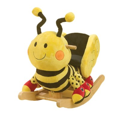 Buzzy Bee Rocker by Rockabye