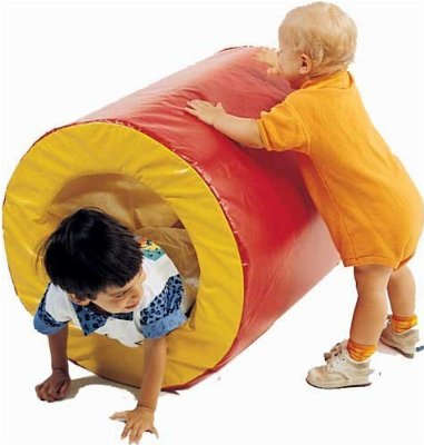 Children's Factory Toddler Tumble Tunnel