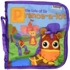 Cloth Book 'Tale of Sir Prance-a-Lot' by Lamaze