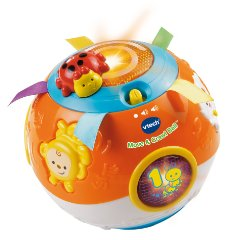 Move and Crawl Ball by VTech