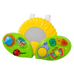 Sunflower Crib Activity Center Toy by PlayGo
