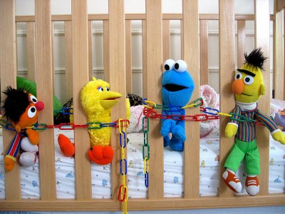Crib Soothers and Toys