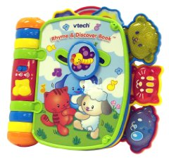 Rhyme and Discover Book by VTech