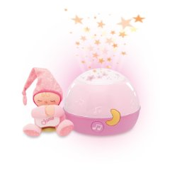 Goodnight Stars Projector 'Pink' by Chicco