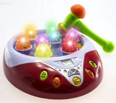 Musical Fun Hammer Pounding Toy by WolVol