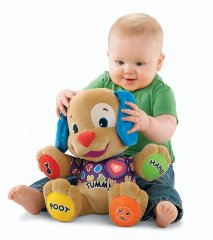 Laugh & Learn Love to Play Puppy by Fisher-Price