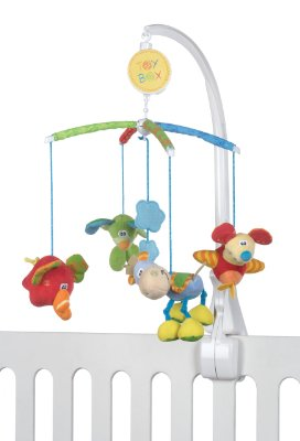 Toy Box Musical Baby Mobile by PlayGro