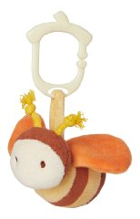 My Natural Clip n Go Stroller Toy Bumble Bee