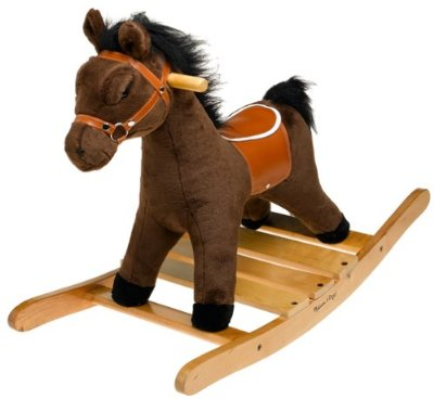 Plush Rocking Horse by Melissa & Doug