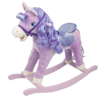 Princess Rocking Horse Pony