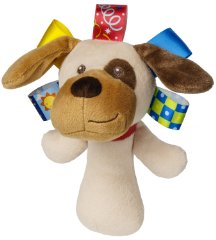Rattle 'Buddy Dog' by Taggies