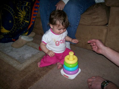 Stacking and Nesting Toys