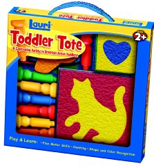 Toddler Tote by Lauri