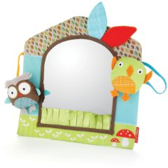 Treetop Friends Activity Mirror by Skip Hop