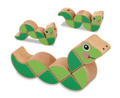 Wiggling Worm Toy by Melissa & Doug