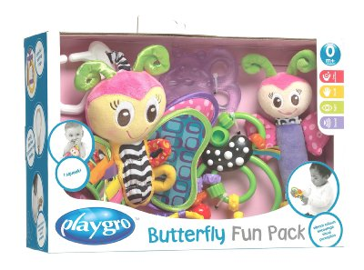 Butterfly Fun Pack by Playgro