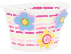 Girl's Bicycle Lighted Basket by Schwinn