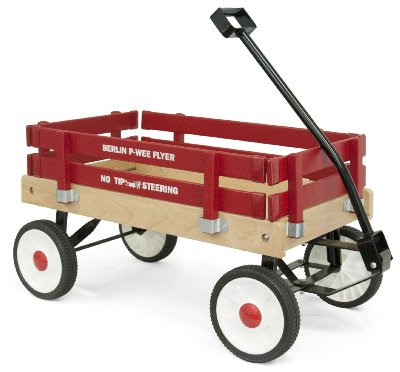 Berlin F257 Flyer Wagon