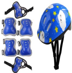 Eforstore Sports Helmet and Pads