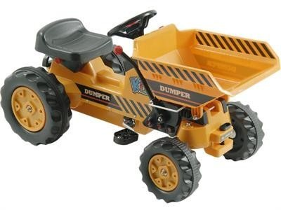 Kalee Tractor & Dump Bucket Pedal Riding Toy