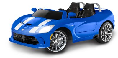 Kid Trax Dodge Viper Ride On