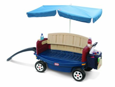 Little Tikes Wagon with Umbrella
