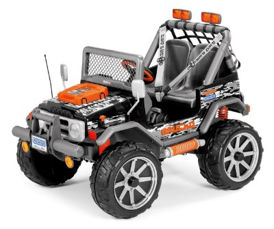 Peg Perego Rock'in Ride-On