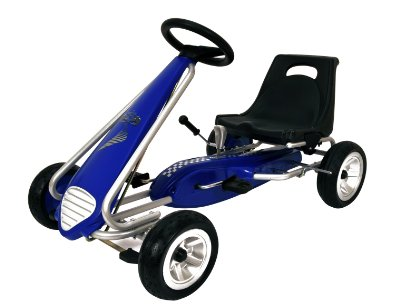 Kiddi-o by Kettler Pole Position Pedal Car