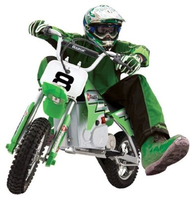 Razor MX400 Electric Motocross Bike