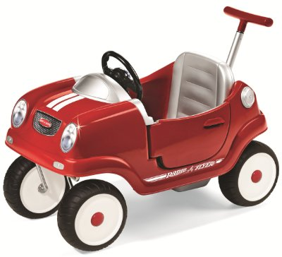 Steer 'N Stroll Coupe by Radio Flyer
